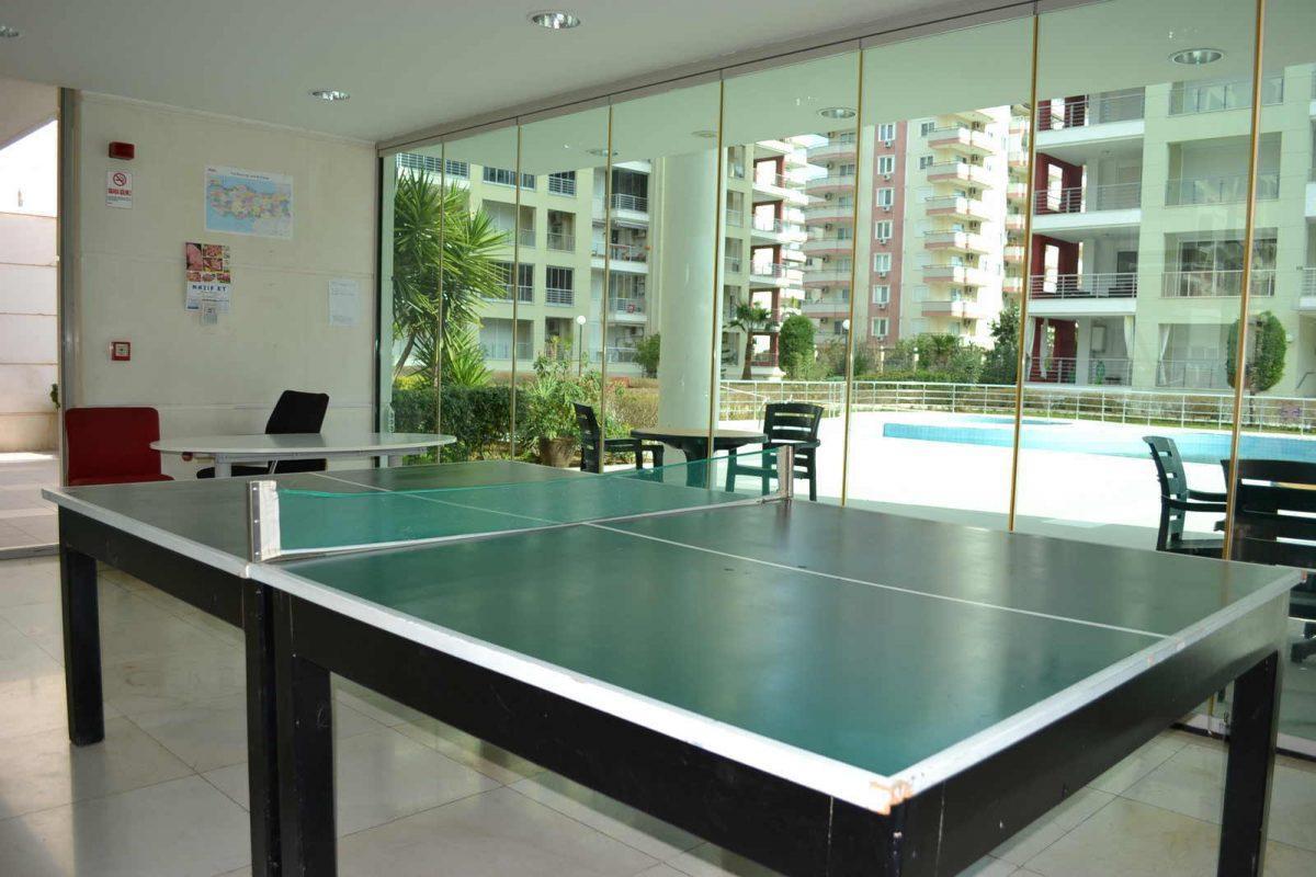 Просторная меблированная квартира в европейском районе Махмутлар - Фото 9