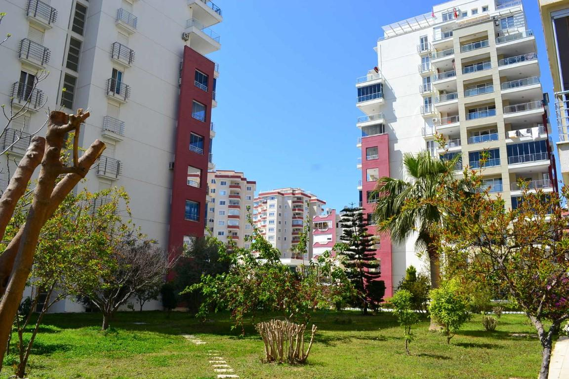 Просторная меблированная квартира в европейском районе Махмутлар - Фото 11
