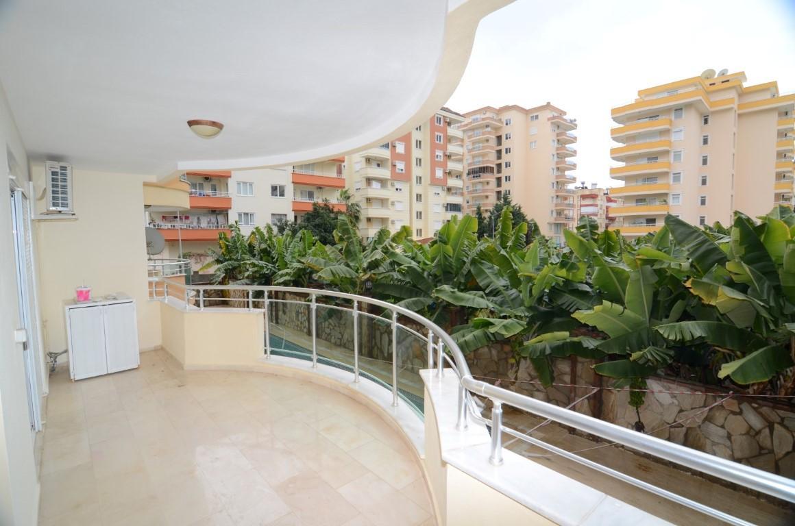 Меблированная квартира 2+1 рядом с морем в Махмутларе - Фото 9