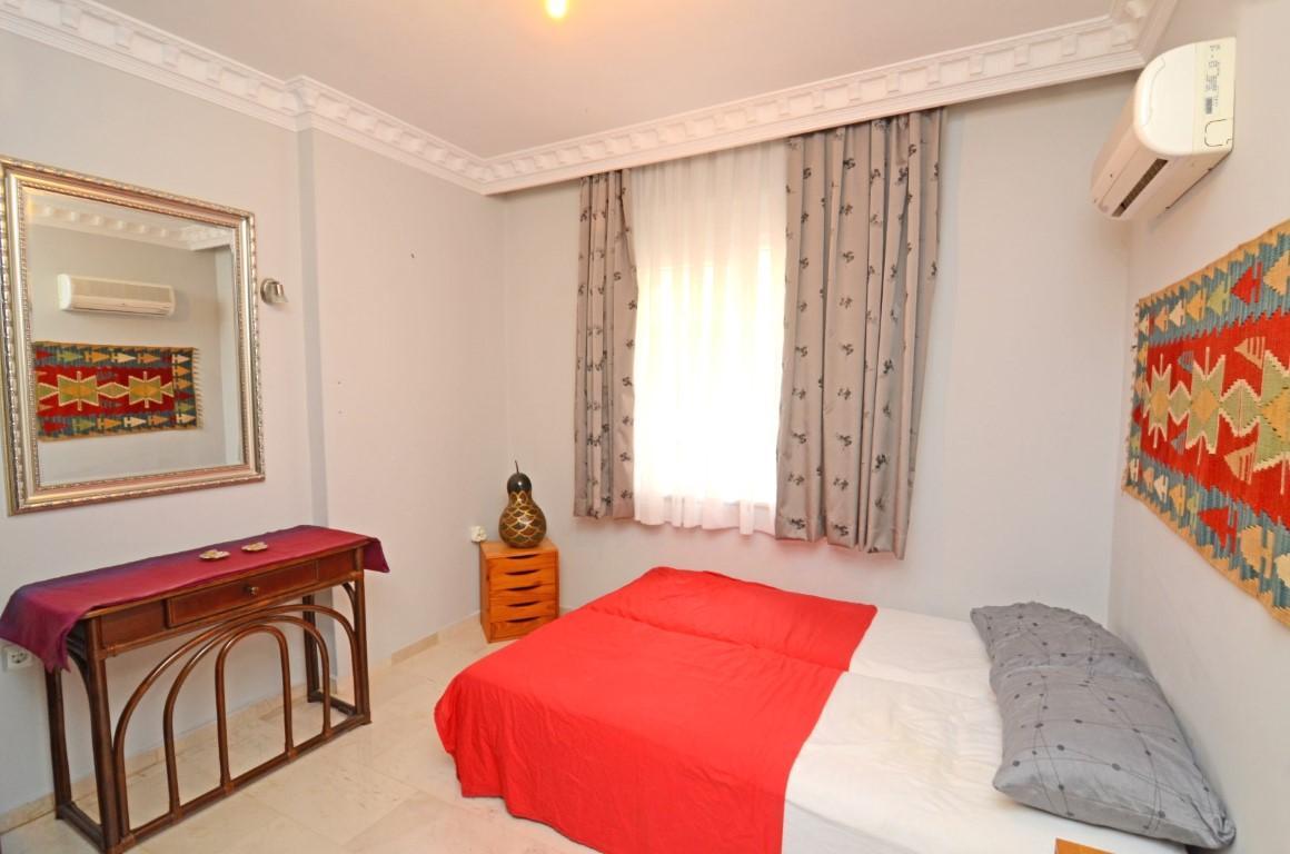 Меблированная квартира 2+1 рядом с морем в Махмутларе - Фото 12