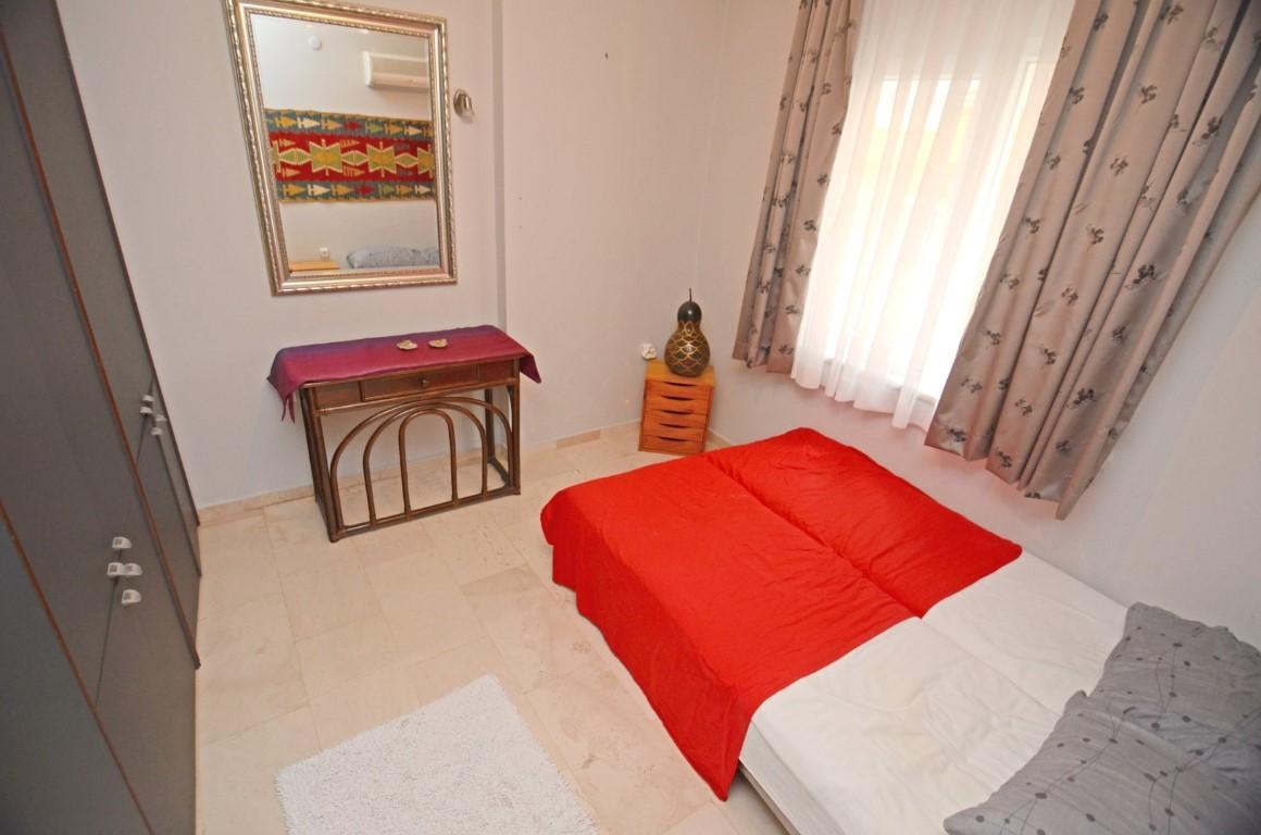 Меблированная квартира 2+1 рядом с морем в Махмутларе - Фото 13