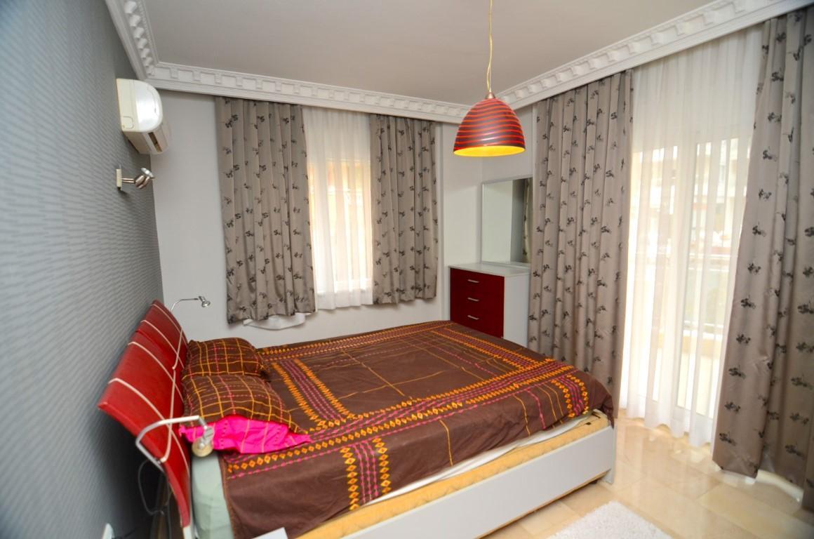 Меблированная квартира 2+1 рядом с морем в Махмутларе - Фото 14