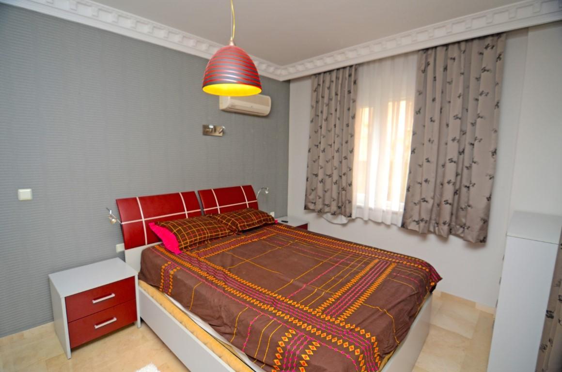 Меблированная квартира 2+1 рядом с морем в Махмутларе - Фото 15