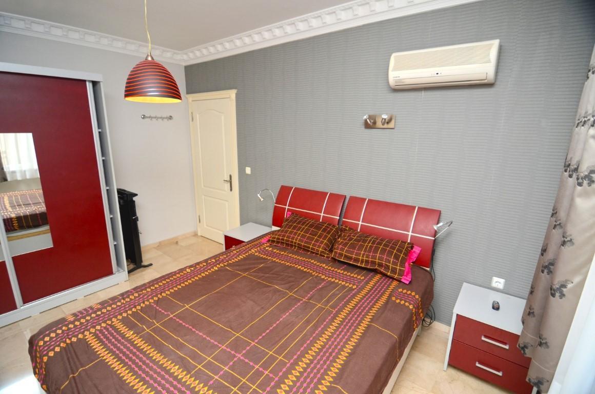 Меблированная квартира 2+1 рядом с морем в Махмутларе - Фото 16