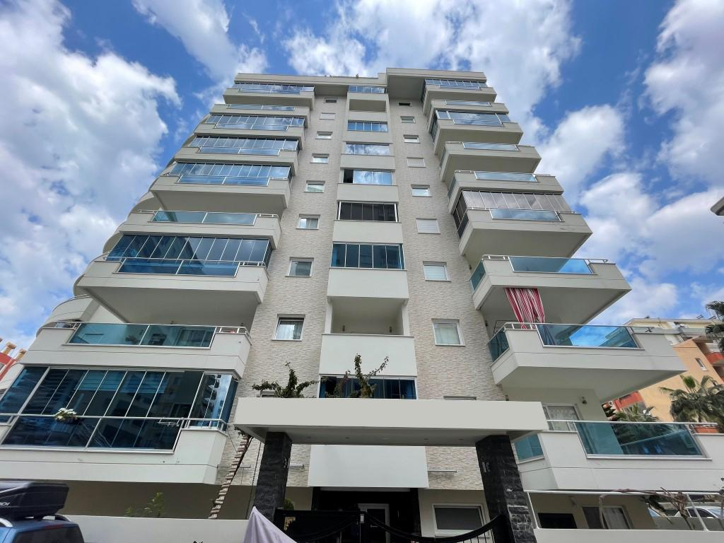 Меблированная квартира в современном районе Махмутлара - Фото 1