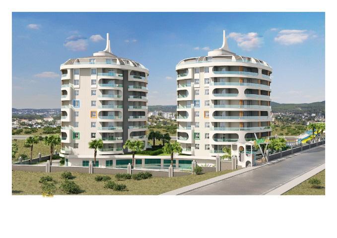Квартира 2+1 в комплексе люкс класса с отельной инфраструктурой - Фото 2