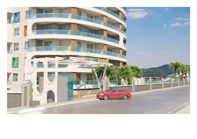 Квартира 2+1 в комплексе люкс класса с отельной инфраструктурой - Фото 4
