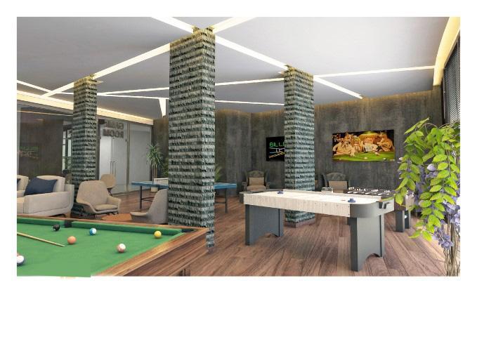 Квартира 2+1 в комплексе люкс класса с отельной инфраструктурой - Фото 14