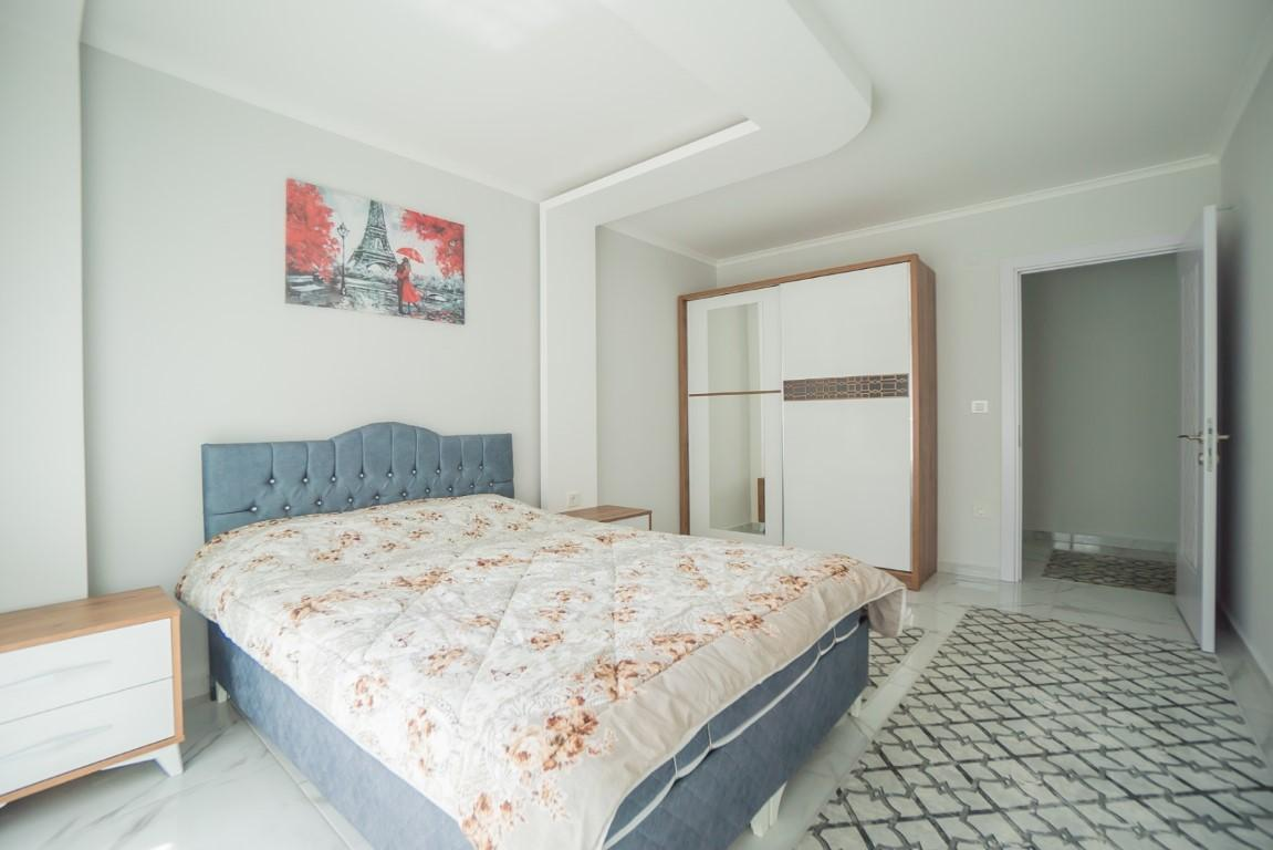 Меблированные апартаменты в новом ЖК в Махмутларе - Фото 12