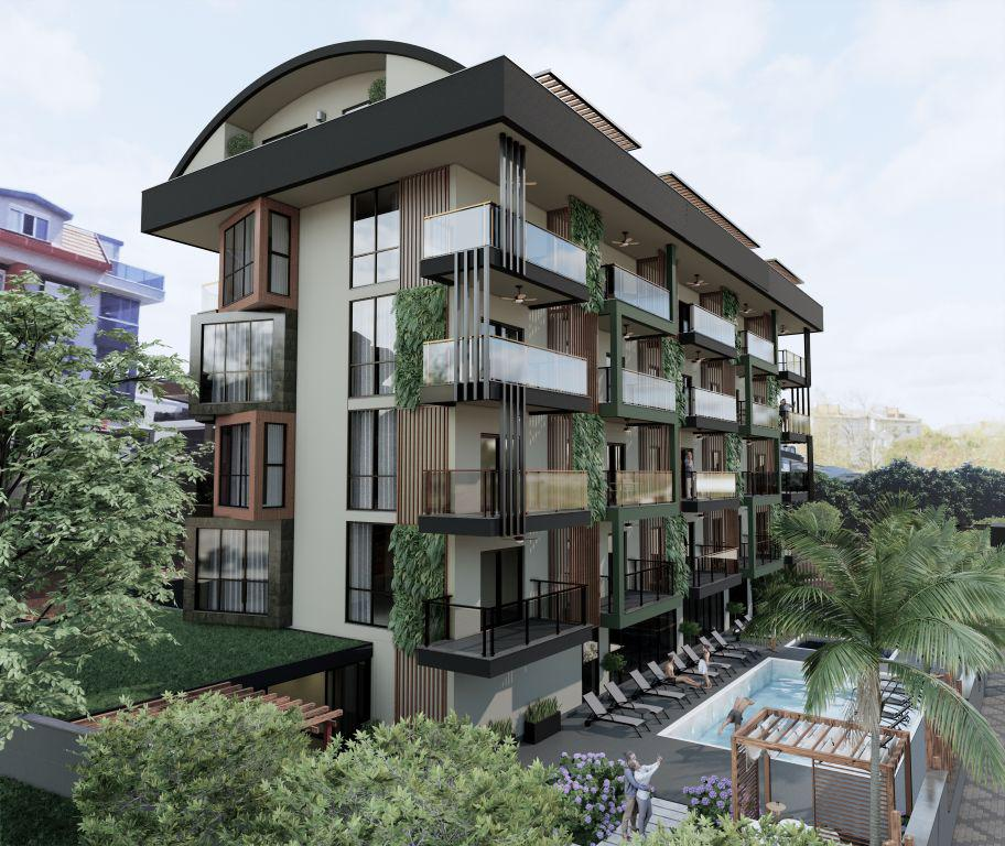Новый комплекс в престижном районе Оба - Фото 3