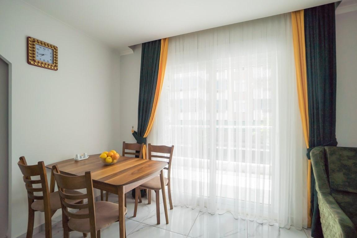 Меблированные апартаменты в новом ЖК в Махмутларе - Фото 4