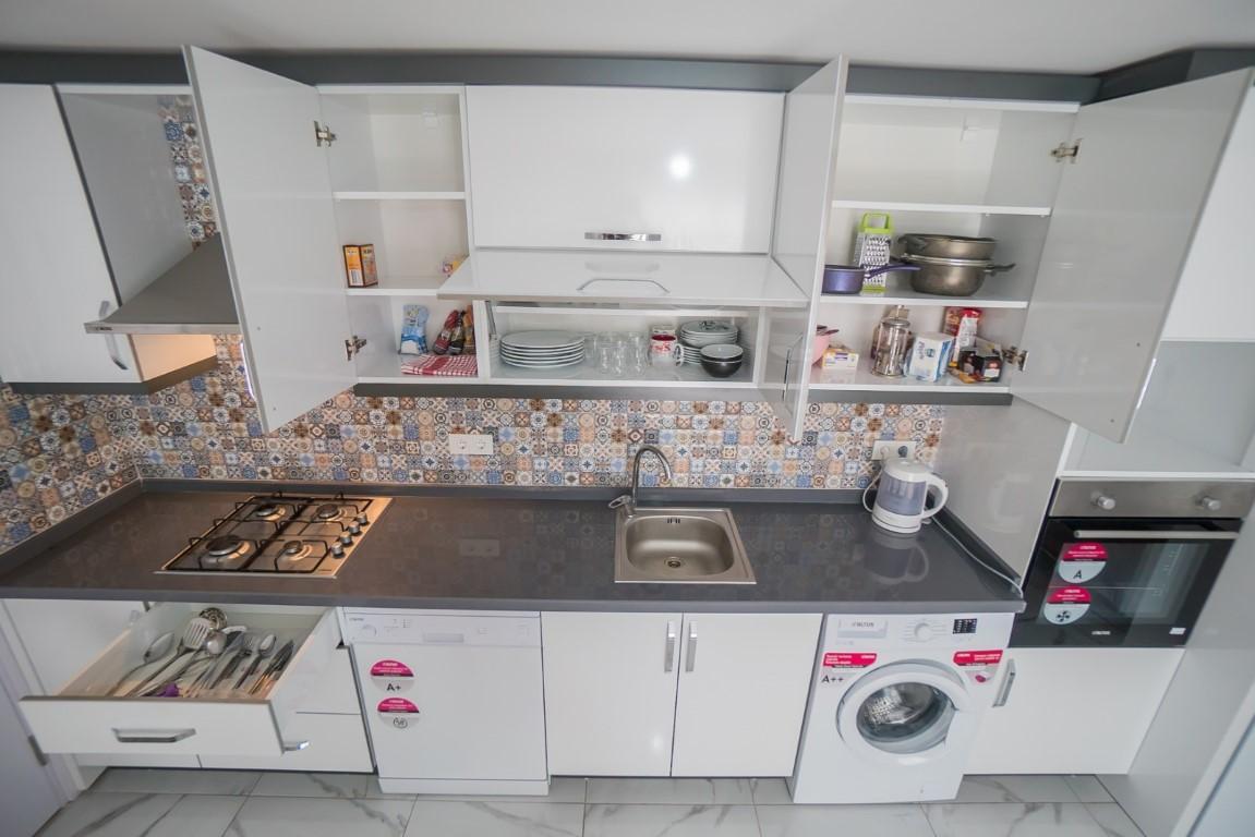 Меблированные апартаменты в новом ЖК в Махмутларе - Фото 7