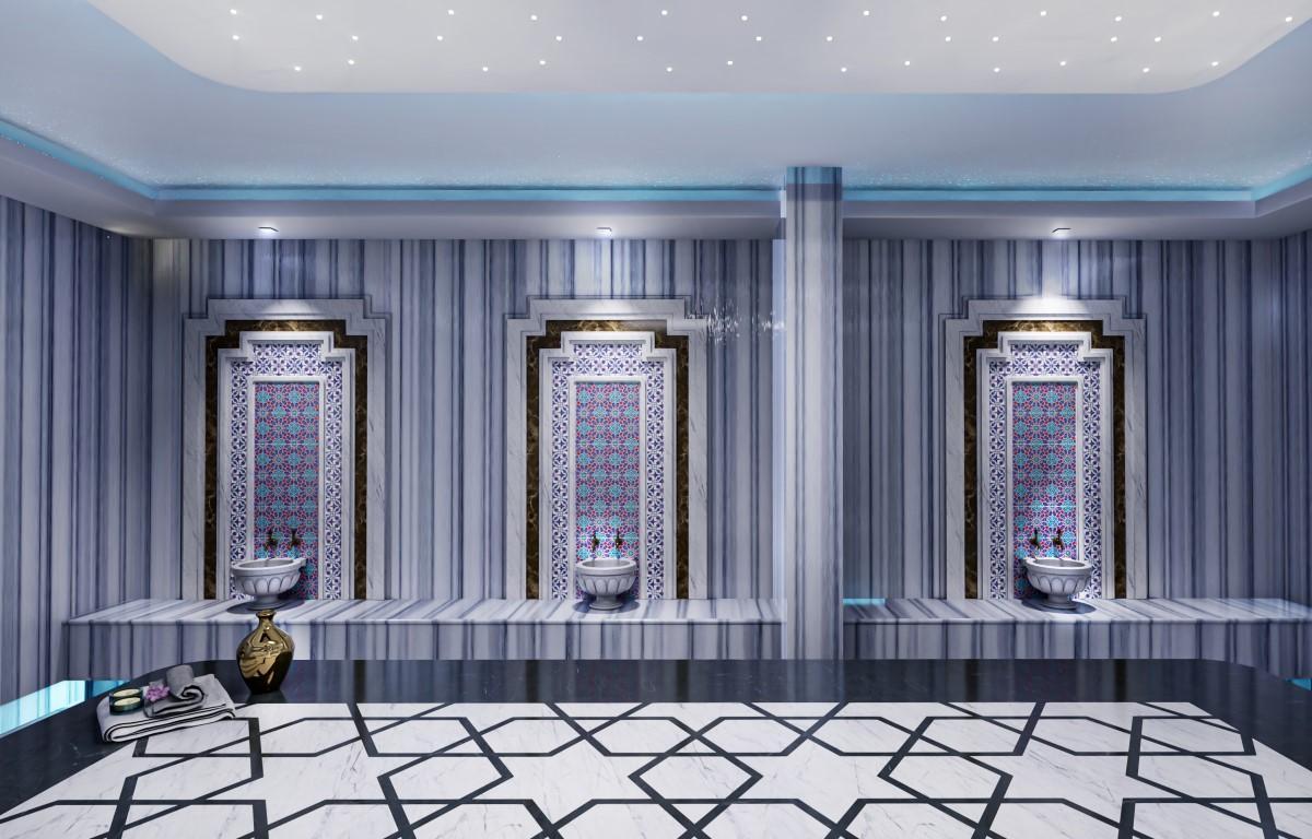 Комфортабельные апартаменты в новом жилом комплексе, с инфраструктурой отеля 5* - Фото 40