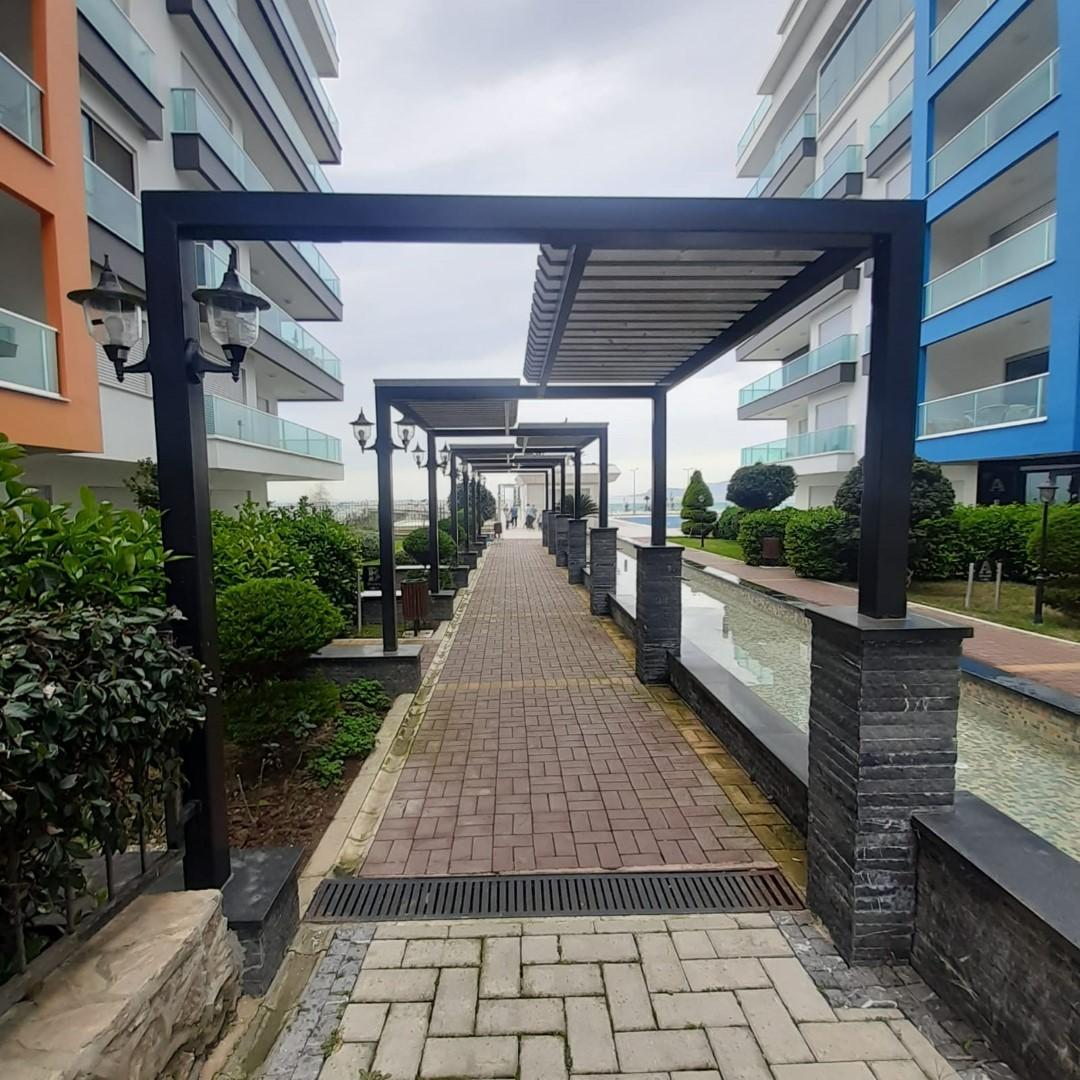 Апартаменты на первой линии в Каргыджаке - Фото 8