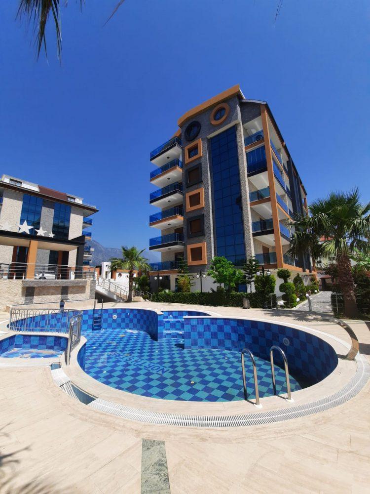 Квартира в районе Алании Кестель - Фото 2