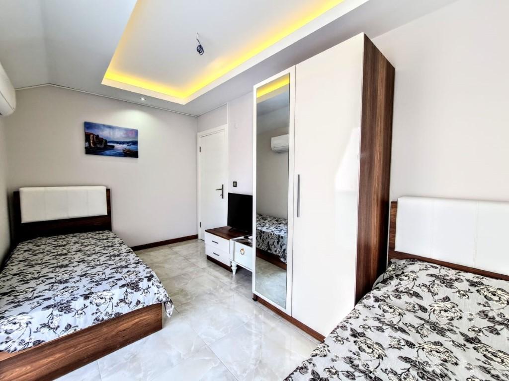 Квартира с видом на горы в Махмутларе - Фото 12