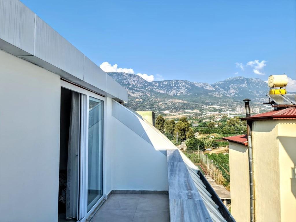 Квартира с видом на горы в Махмутларе - Фото 27