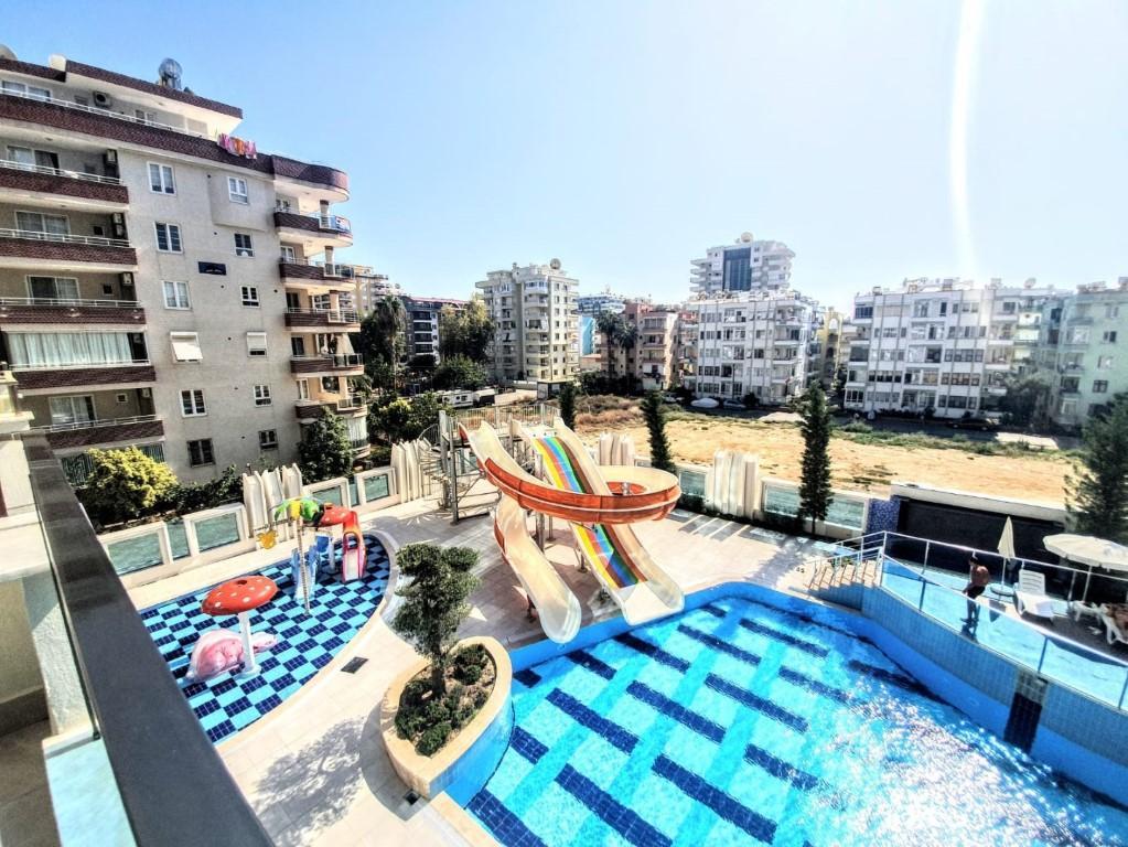 Люксовые апартаменты 2+1 в центре Махмутлара близко к морю - Фото 31