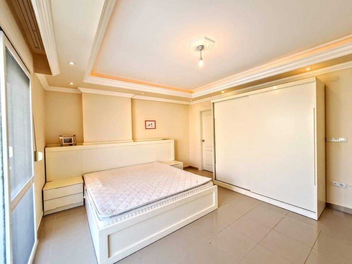 Меблированная квартира на первой линии в Махмутларе - Фото 15