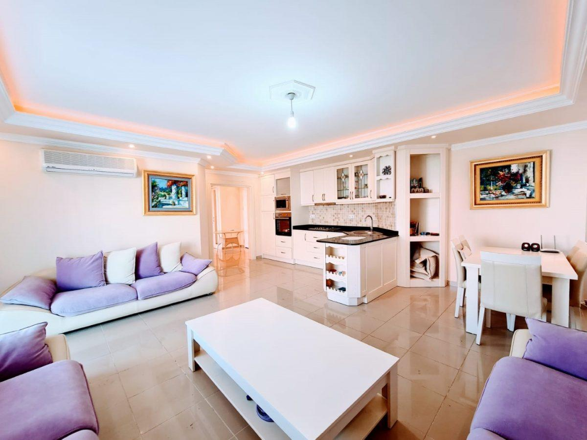 Меблированная квартира на первой линии в Махмутларе - Фото 9