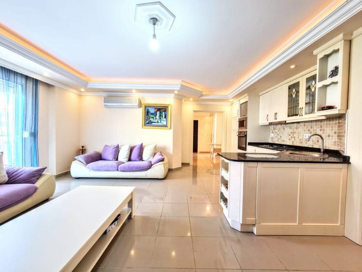 Меблированная квартира на первой линии в Махмутларе - Фото 16
