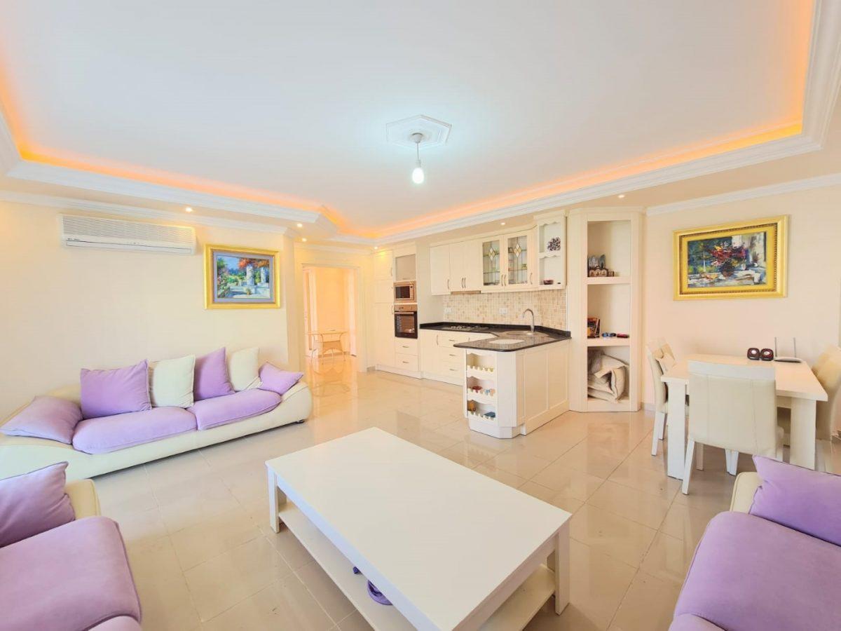 Меблированная квартира на первой линии в Махмутларе - Фото 24