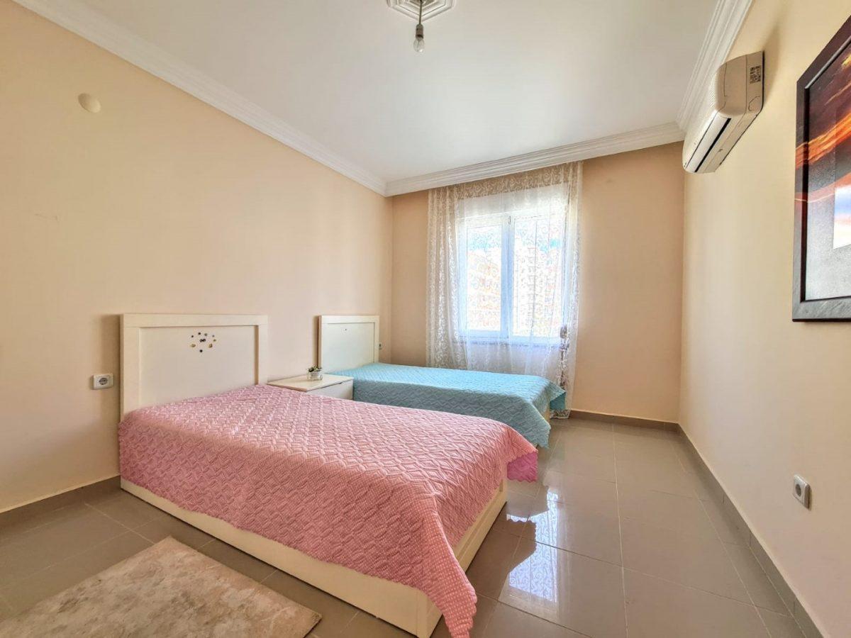 Меблированная квартира на первой линии в Махмутларе - Фото 13