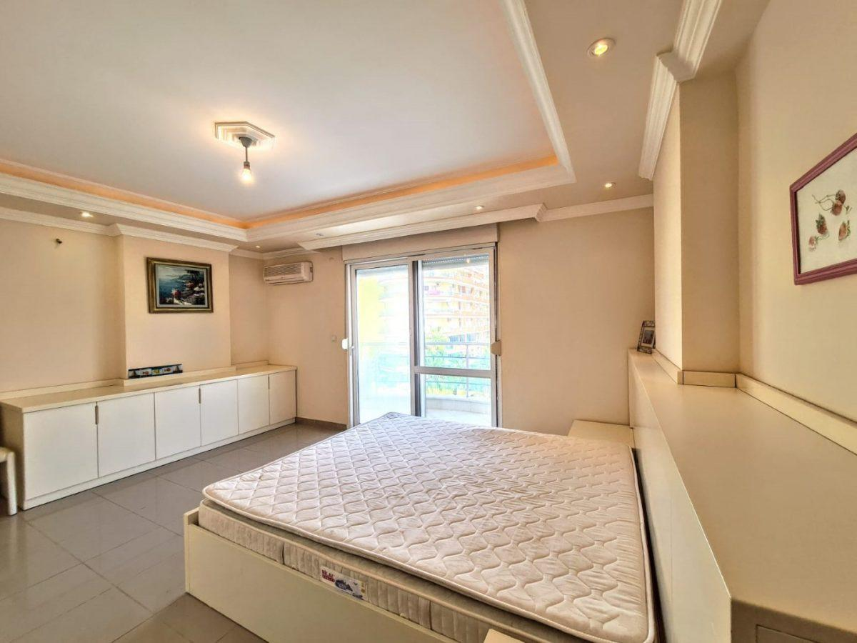 Меблированная квартира на первой линии в Махмутларе - Фото 17