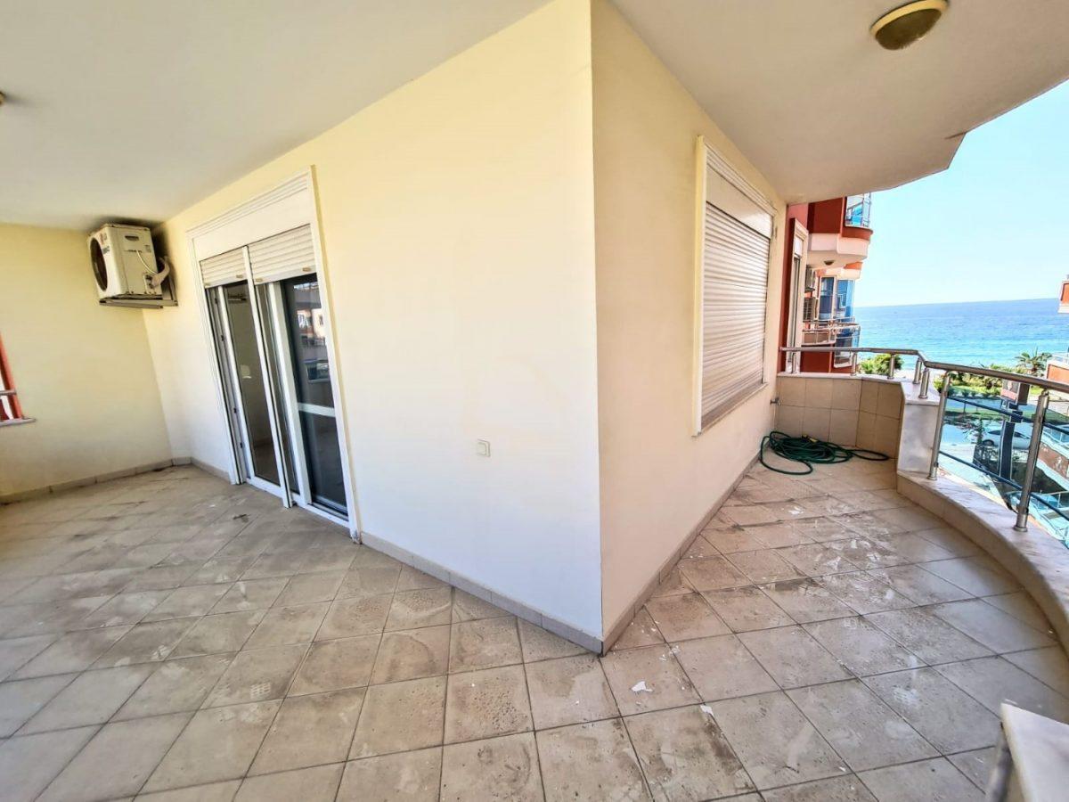 Меблированная квартира на первой линии в Махмутларе - Фото 33