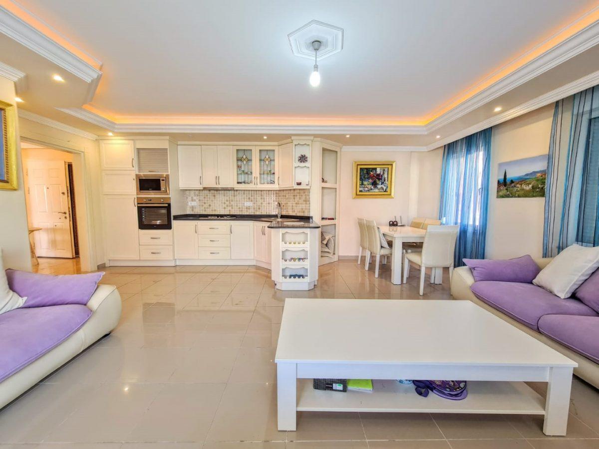Меблированная квартира на первой линии в Махмутларе - Фото 12