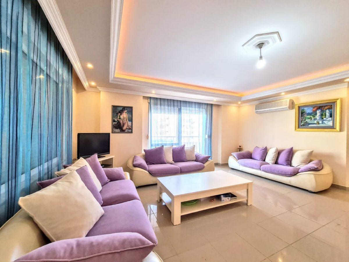 Меблированная квартира на первой линии в Махмутларе - Фото 11