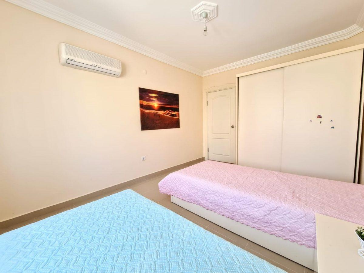 Меблированная квартира на первой линии в Махмутларе - Фото 37