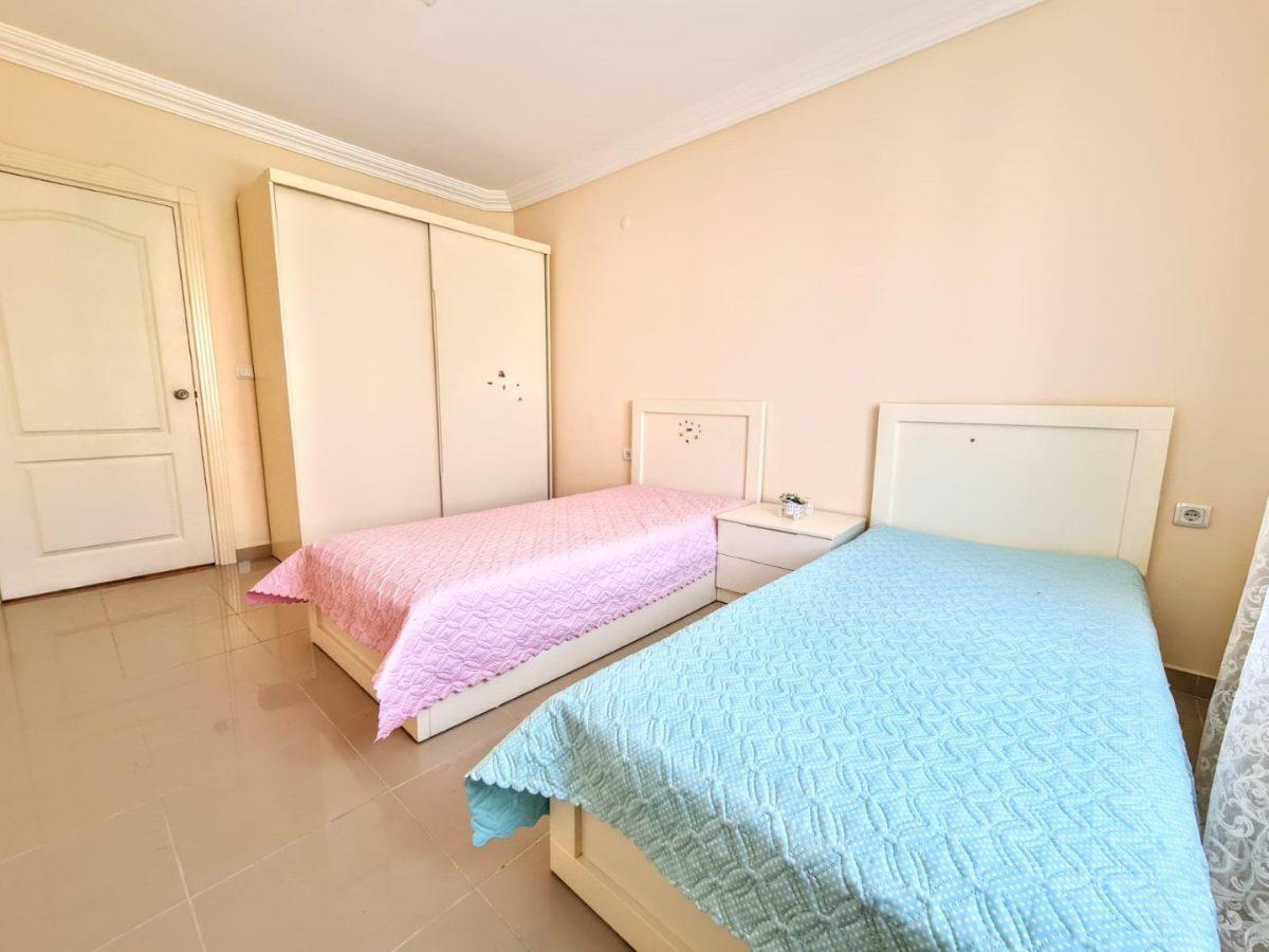 Меблированная квартира на первой линии в Махмутларе - Фото 21