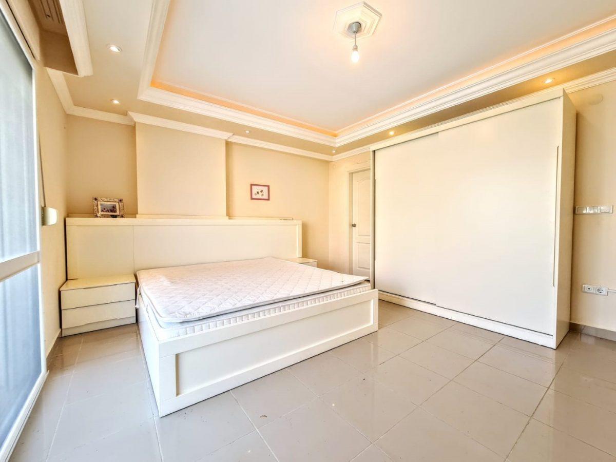 Меблированная квартира на первой линии в Махмутларе - Фото 22