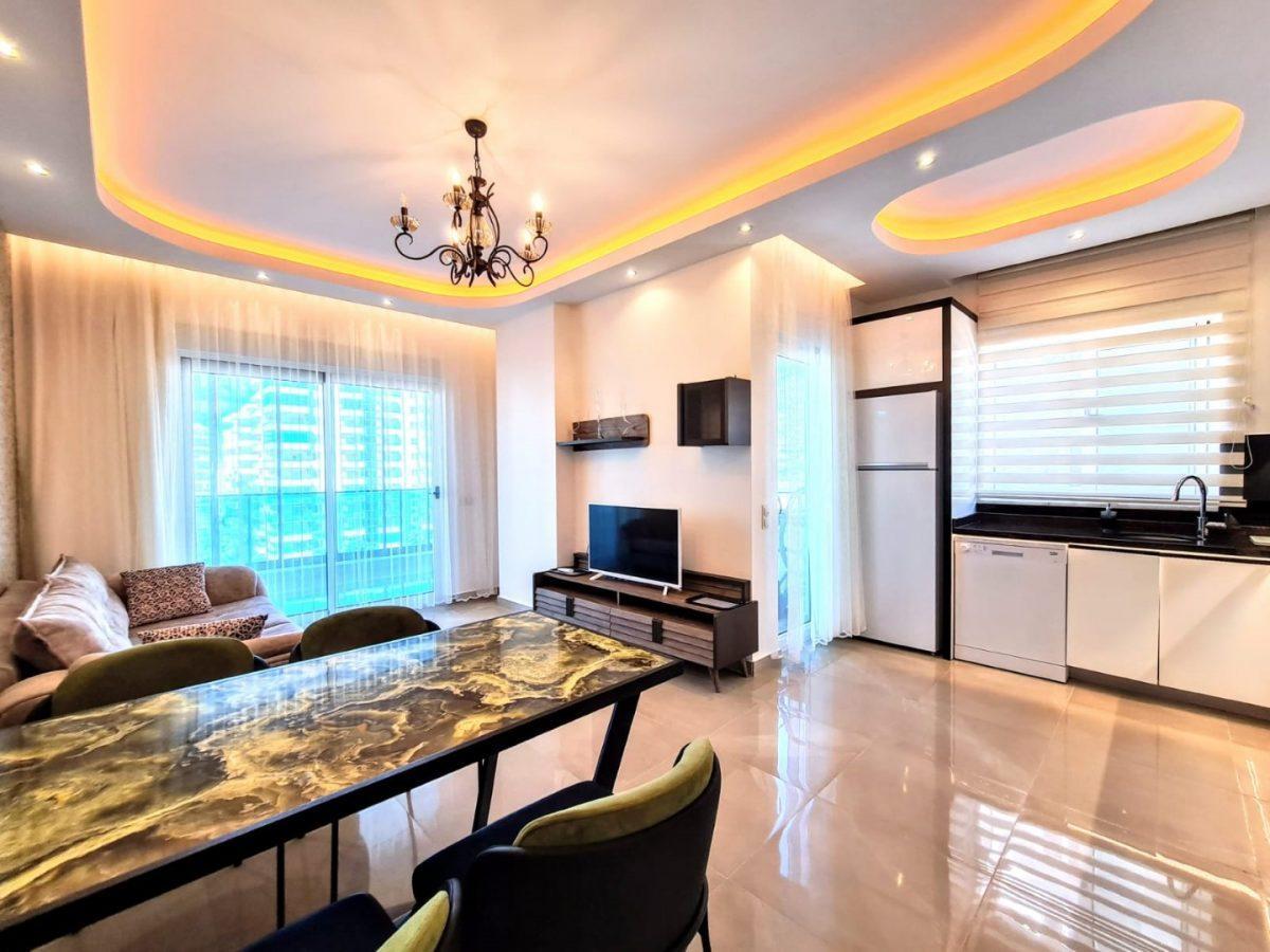 Просторная квартира 1+1 в комплексе люкс в Махмутларе - Фото 4