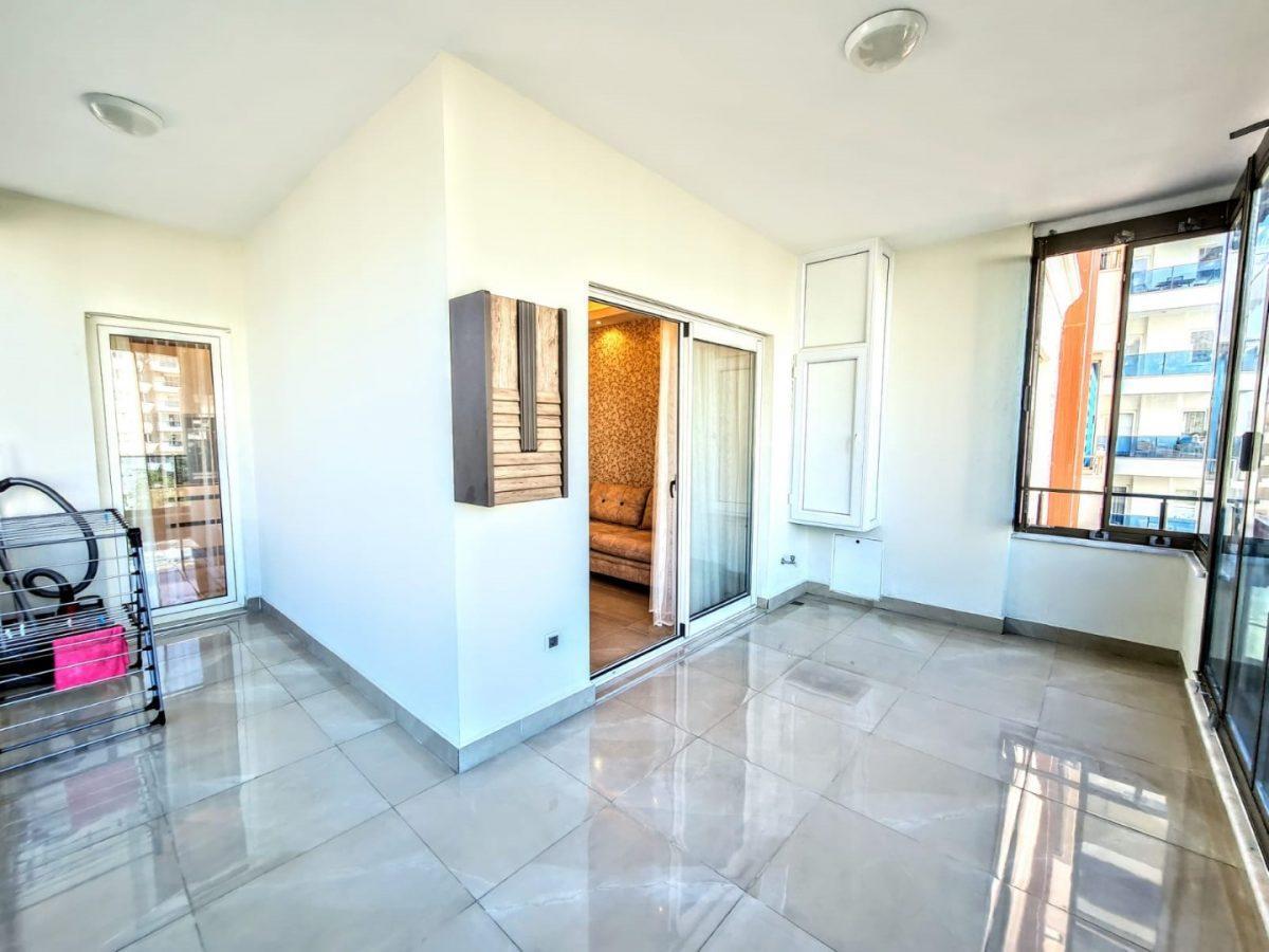 Просторная квартира 1+1 в комплексе люкс в Махмутларе - Фото 6