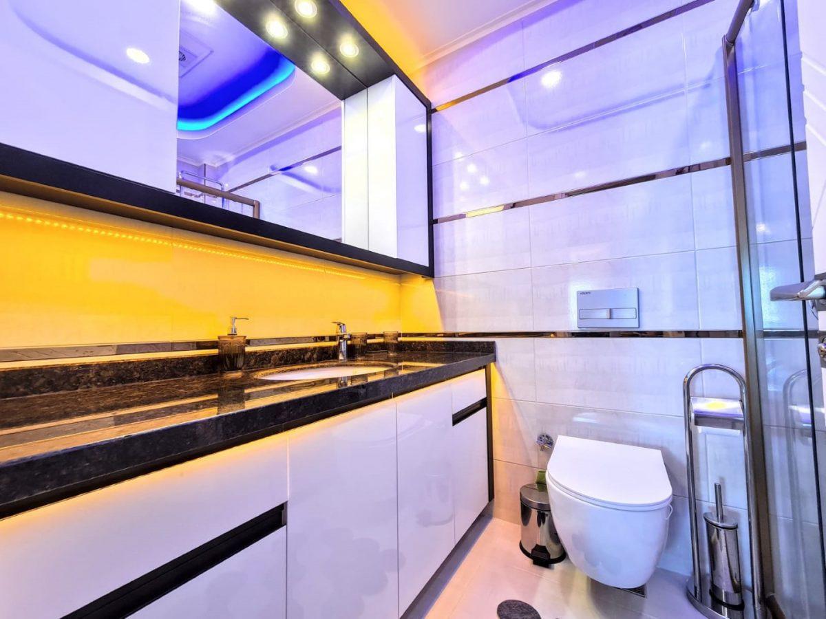 Просторная квартира 1+1 в комплексе люкс в Махмутларе - Фото 7