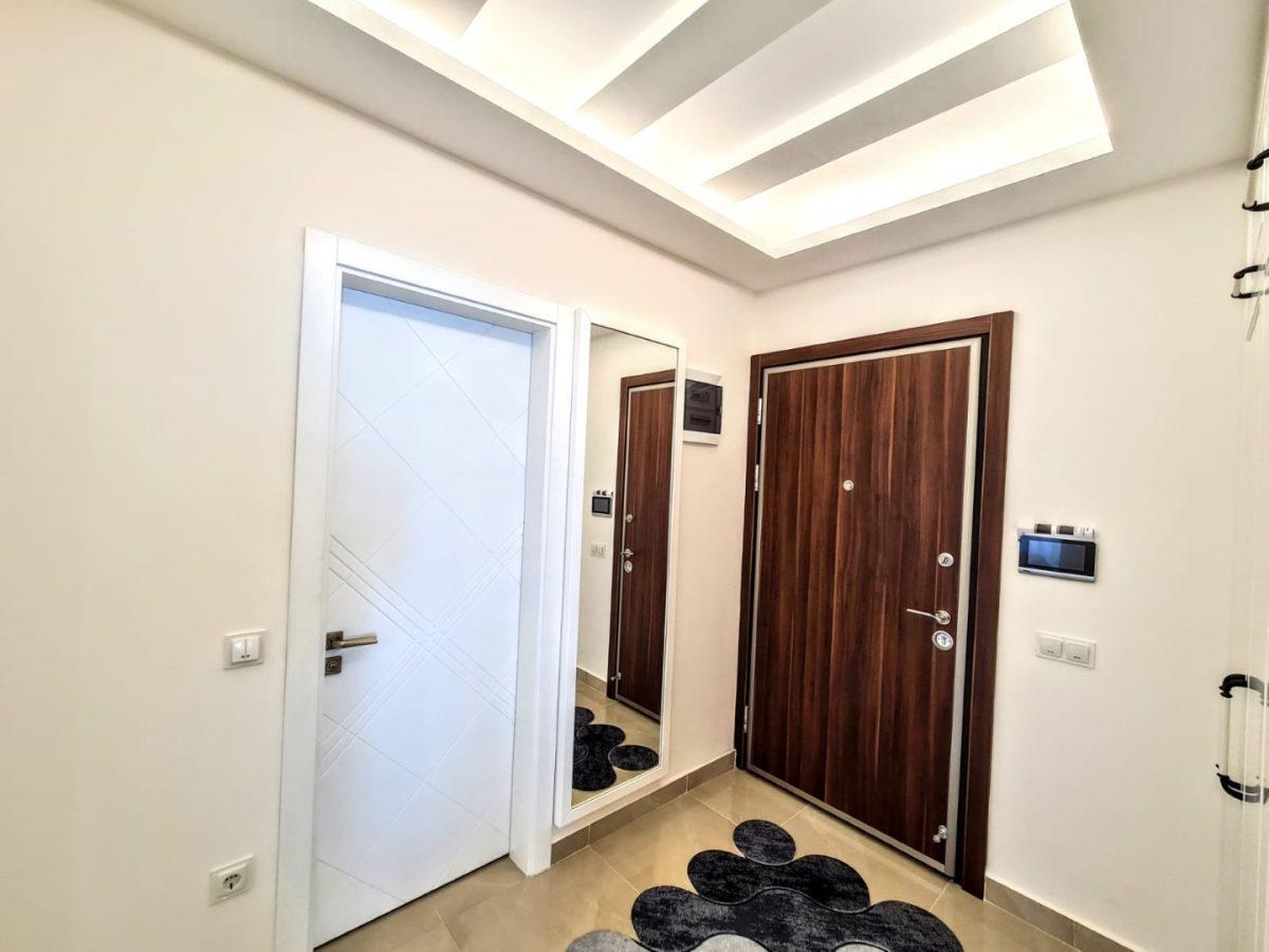 Просторная квартира 1+1 в комплексе люкс в Махмутларе - Фото 10