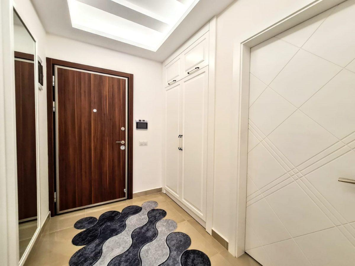 Просторная квартира 1+1 в комплексе люкс в Махмутларе - Фото 16