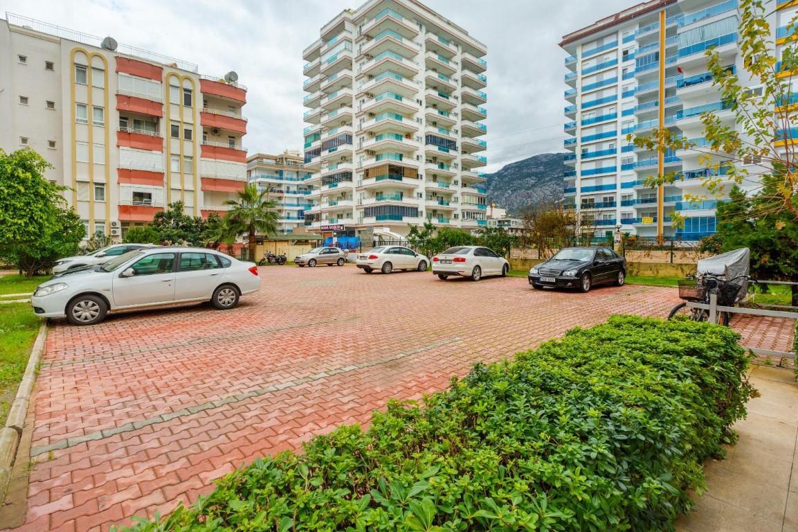 Просторная меблированная квартира в европейском районе Махмутлар - Фото 18