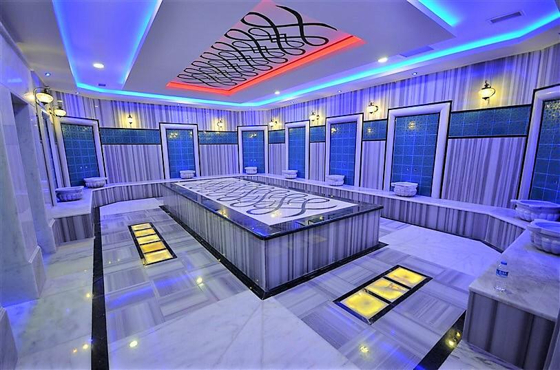 Пентхаус 2+1 с большой террасой в комплексе люкс в Кестеле - Фото 10
