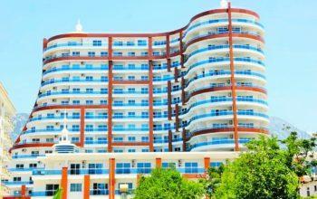 Апартаменты в роскошном ЖК в Махмутларе