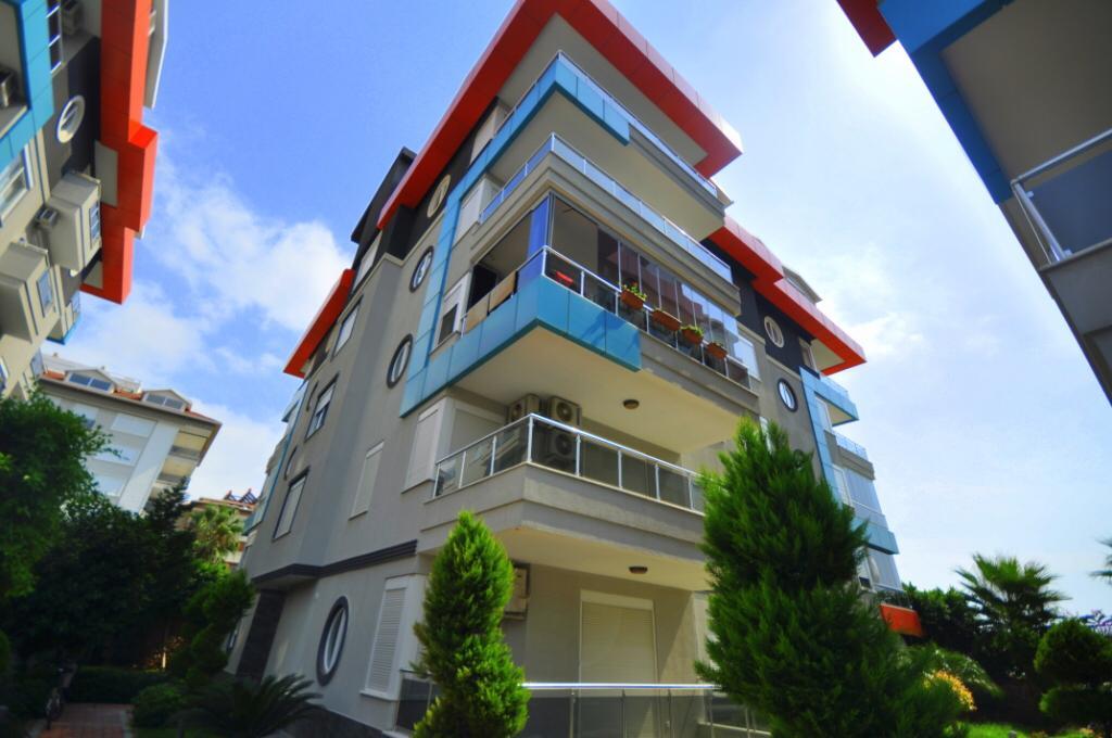 Меблированный дуплекс 3+1 в красивом комплексе в Кестеле - Фото 1