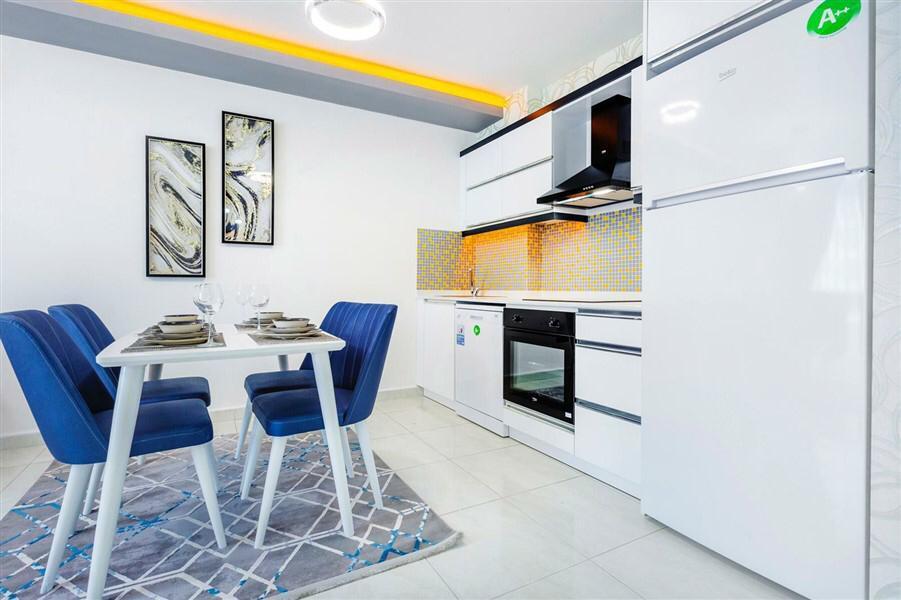 Квартира в элитном ЖК в Махмутларе - Фото 13
