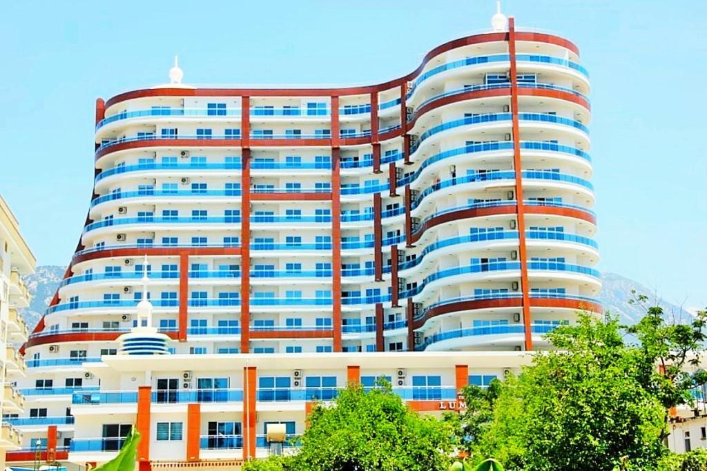 Апартаменты в комплексе класса люкс в Махмутларе - Фото 1