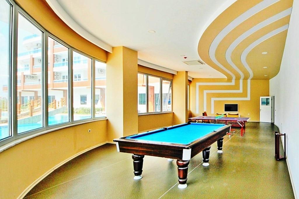 Апартаменты в комплексе класса люкс в Махмутларе - Фото 26