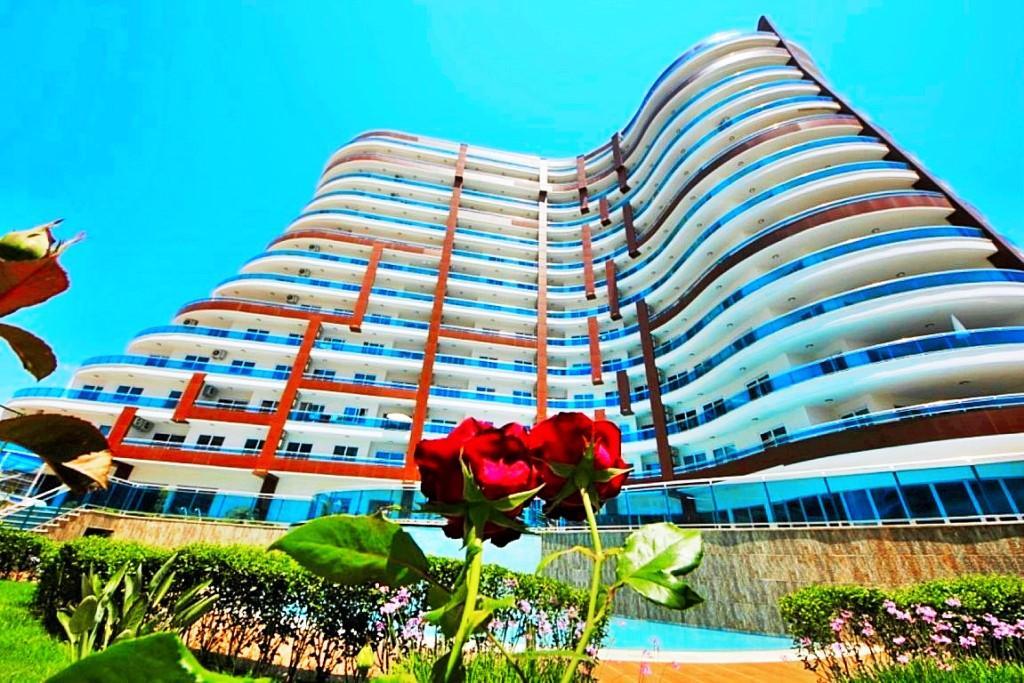 Апартаменты в комплексе класса люкс в Махмутларе - Фото 2