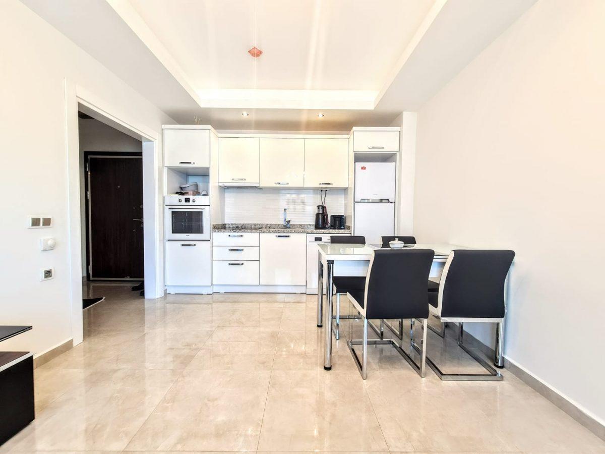 Просторная квартира с мебелью и техникой в комплексе люкс - Фото 9