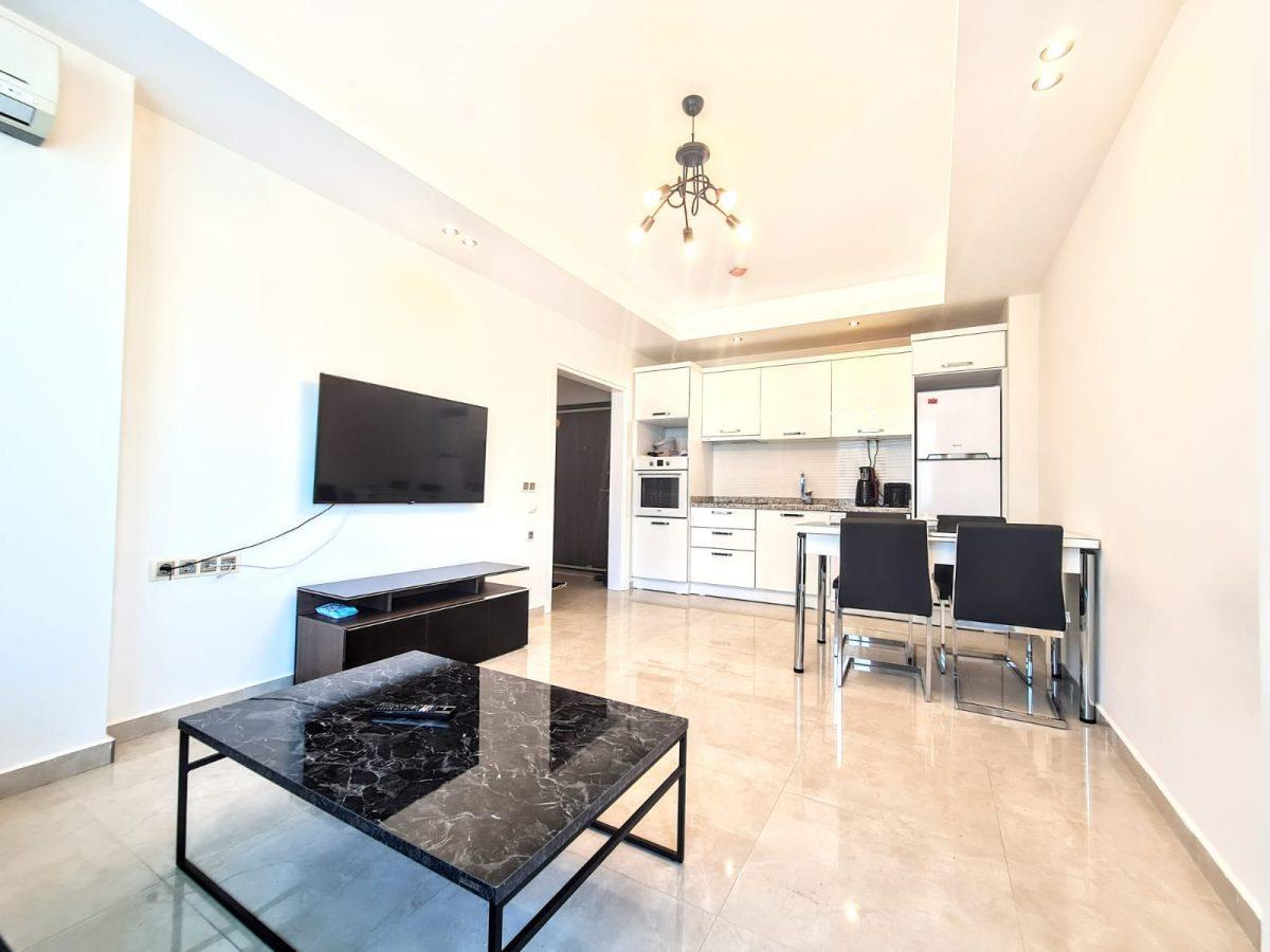 Просторная квартира с мебелью и техникой в комплексе люкс - Фото 15