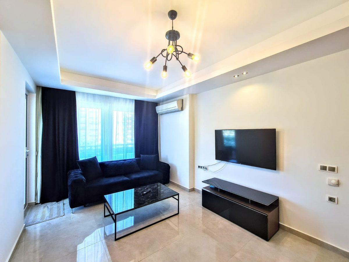 Просторная квартира с мебелью и техникой в комплексе люкс - Фото 16